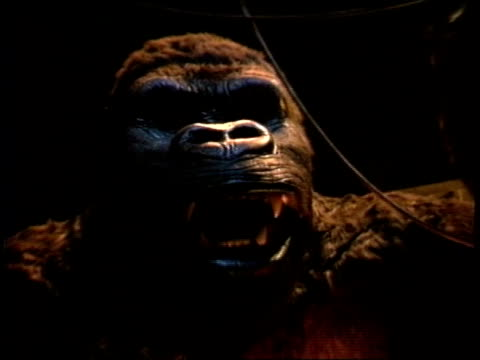 King Kong Ride At Universal Studios Tour