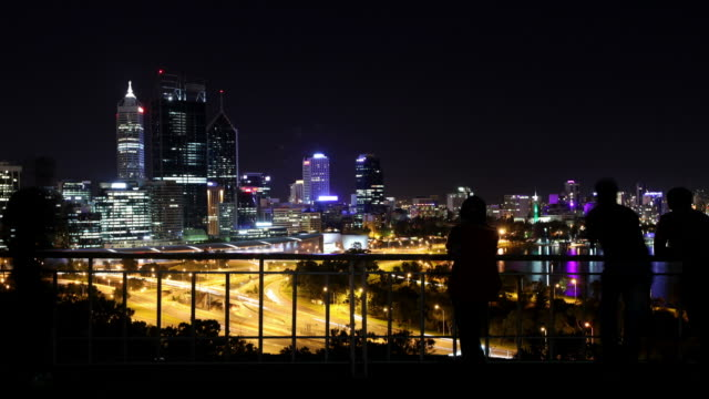 Kings Park Lookout, Perth, Australia