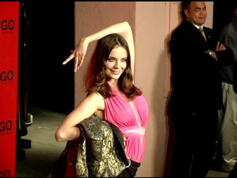 kira at the bash and celebration of hugo boss' fall winter 2005 collections at the beverly hilton in beverly hills, california on march 15, 2005. - hugo boss stock videos & royalty-free footage