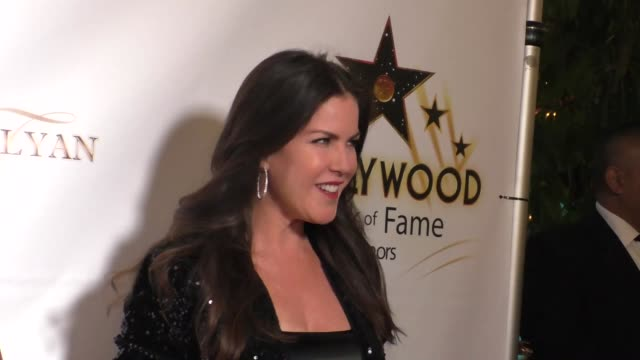 Kira Reed Lorsch at Hollywood Walk Of Fame Honors on October 25 2016 in Hollywood California