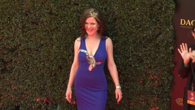 Kira Reed Lorsch at the 2018 Daytime Emmy Awards at Pasadena Civic Auditorium on April 29 2018 in Pasadena California