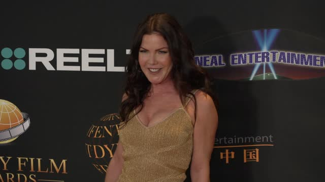 kira reed lorsch at the 24th family film awards at hilton los angeles/universal city on march 24, 2021 in universal city, california. - universal city stock videos & royalty-free footage