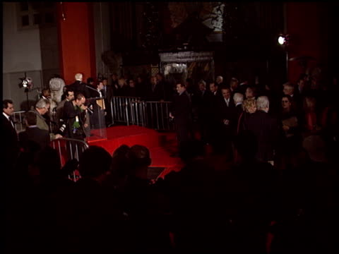 kirk douglas at the dedication of jack valenti's footprints at grauman's chinese theatre in hollywood, california on december 6, 2004. - mann theaters stock videos & royalty-free footage