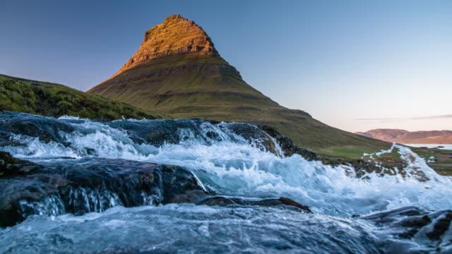 Kirkjufell, Iceland - Slow Motion