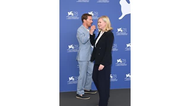 ITA: GIFs - 78th Venice International Film Festival