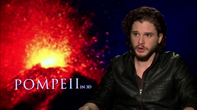 stockvideo's en b-roll-footage met kit harington on the difficulties of gaining muscle for a role - het menselijke lichaam