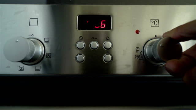 kitchen oven - 4k resolution - microwave stock videos & royalty-free footage