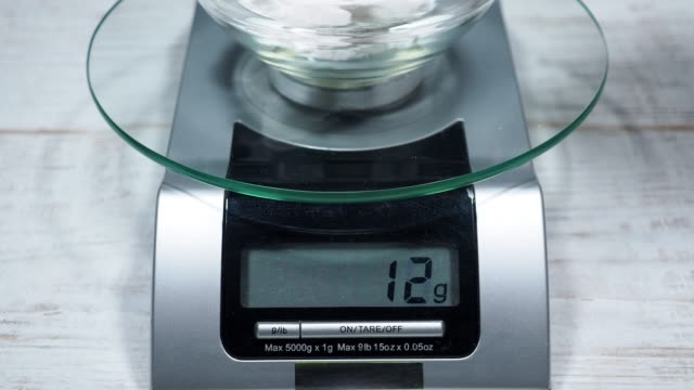kitchen scale - scales stock videos & royalty-free footage