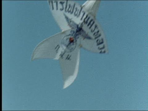 Kite flying in Thailand