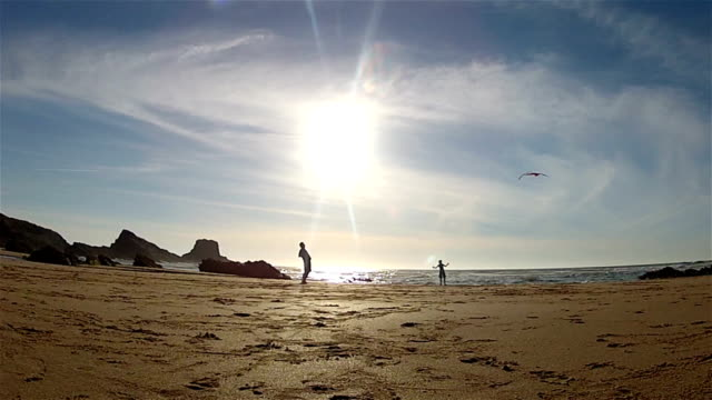 kite flying - kite toy stock videos and b-roll footage