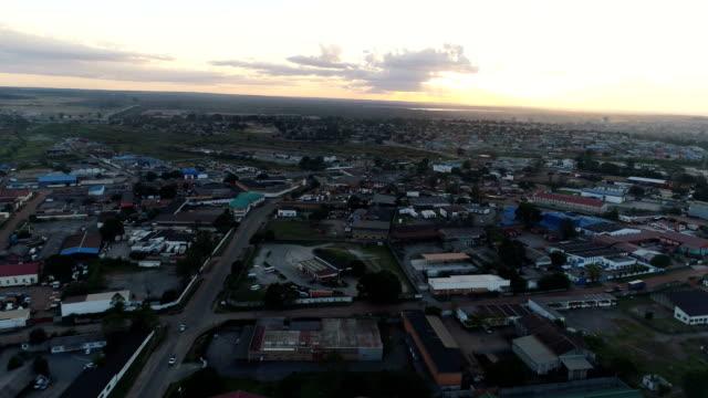 Kitwe Zambia Sunset - Forward
