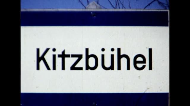 vidéos et rushes de kitzbuhel 1977 - austria