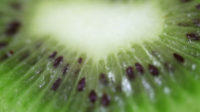 kiwi - extreme close up - frische stock videos & royalty-free footage