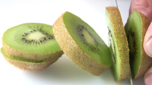 kiwi fruit - kiwi fruit stock videos and b-roll footage