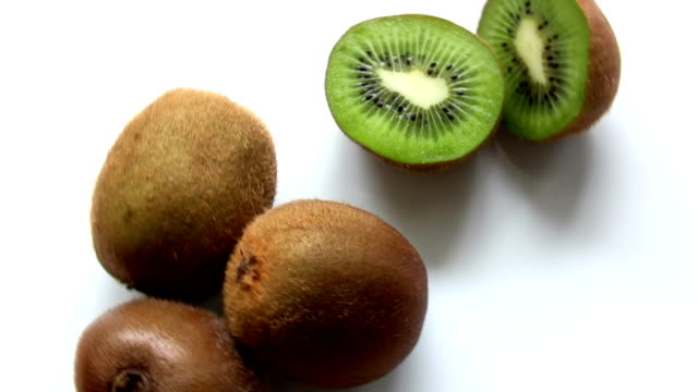 kiwi - kiwi fruit stock videos and b-roll footage