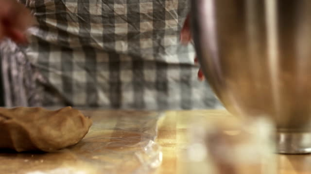 kneading dough - medium group of objects stock videos & royalty-free footage