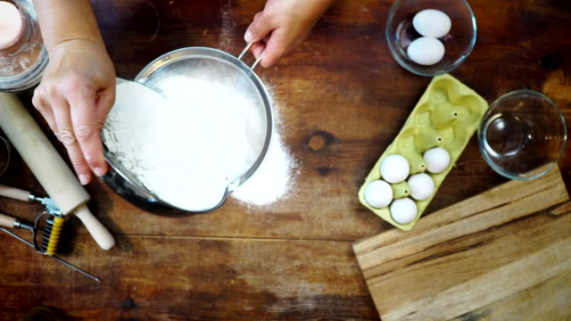 kneeding dough for preparing homemade pasta - pasta machine stock videos and b-roll footage