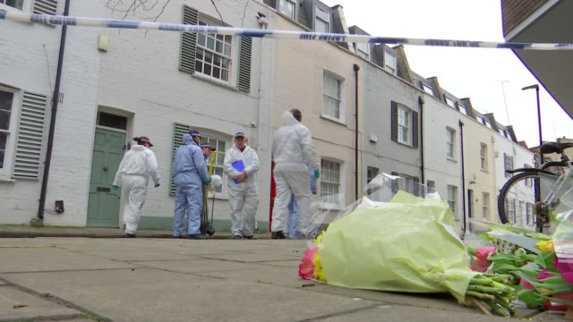 Charges made in connection with murders of Jodie Chesney and Ayub Hassan as Asda stops sale of single kitchen knives ENGLAND London West Kensington...