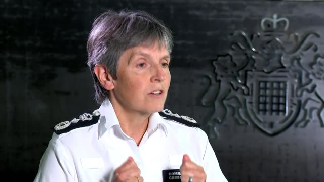 police investigation into stephen lawrence murder classified as inactive england london int dame cressida dick interview excerpt sot there are no... - crime and murder stock videos & royalty-free footage