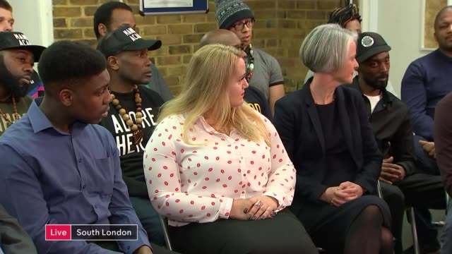 studio discussion and interviews LIVE ENGLAND London Lambeth DISCUSSION with contributions from Elijah Mochia Simeon Moore Dylan Duffus Sephton Henry...