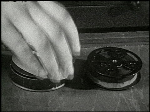 vídeos de stock, filmes e b-roll de know your typewriter - 10 of 12 - veja outros clipes desta filmagem 2356