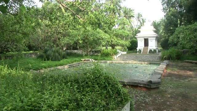 Known as the 'Huddleston Gardens' the Theosophical Society garden lies on the south bank of the Adyar River The garden houses a 450yearold banyan...