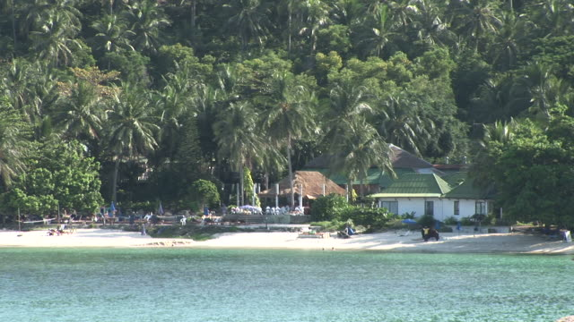 Ko Samui, ThailandView of a beautiful beach in Ko Samui Thailand