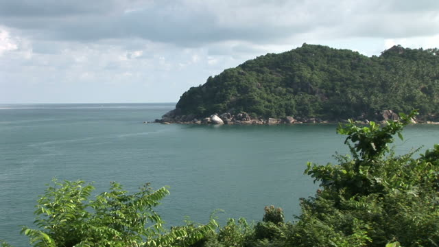 Ko Samui, ThailandView of sea in Ko Samui Thailand