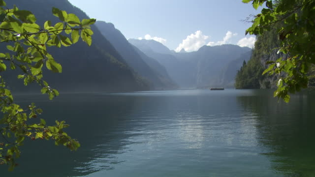 HD Koenigssee Mountain Lake