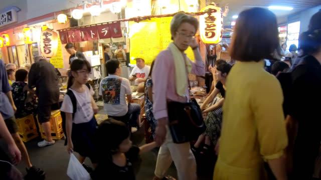 koenji awa-odori festival - 過去点の映像素材/bロール