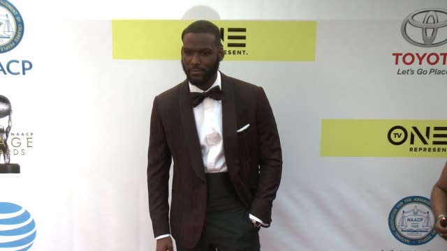 Kofi Siriboe at 48th NAACP Image Awards at Pasadena Civic Auditorium on February 11 2017 in Pasadena California