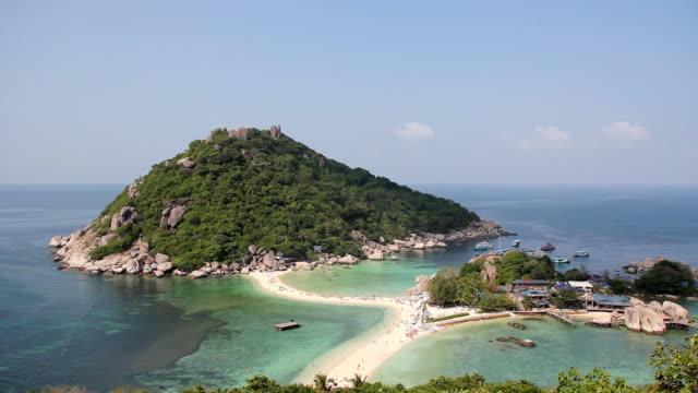 Koh Tao island in Thailand (HD)