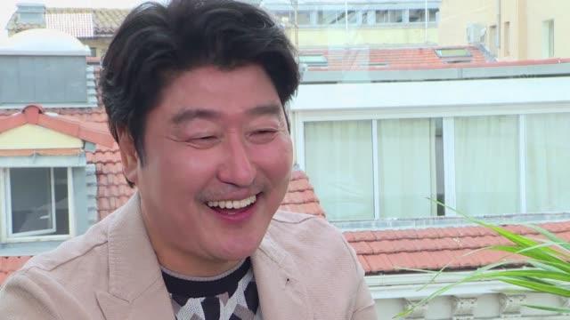 FRA: Korea's Song Kang-ho star of Cannes hit Parasite