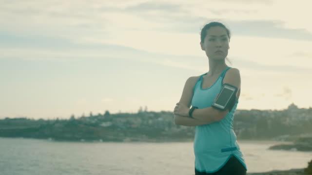 Korean runner