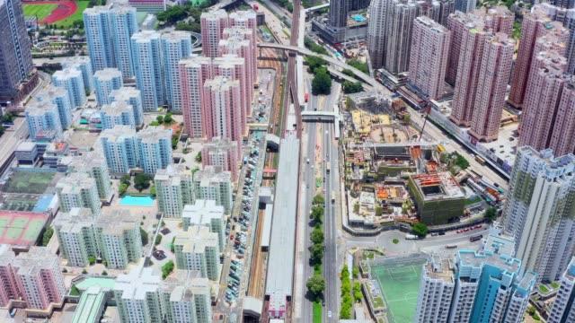 香港、クエルーンベイ地区 - 駅点の映像素材/bロール