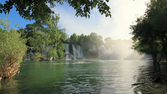 Kravica Falls, Bosnia and Herzegovina