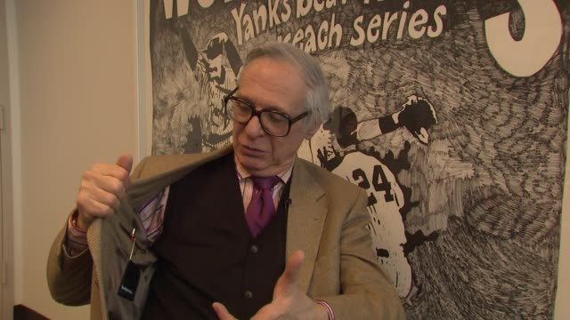 kreskin discusses an integral portion of his show where his paycheck is hidden from him and how he only gets paid if he can locate the paycheck and... - gehaltsstreifen stock-videos und b-roll-filmmaterial
