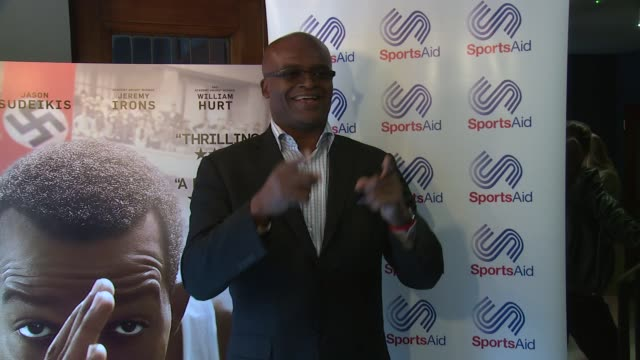 kris akabusi on may 23, 2016 in london, england. - kriss akabusi stock videos & royalty-free footage