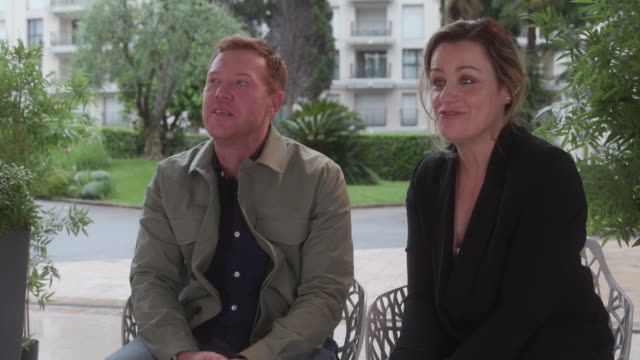 FRA: 'Sorry We Missed You' Interviews - The 72nd Cannes Film Festival