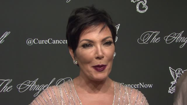 INTERVIEW Kris Jenner talks about looking forward to a great night at 2014 Angel Ball benefitting Gabrielle's Angel Foundation for Cancer Research at...