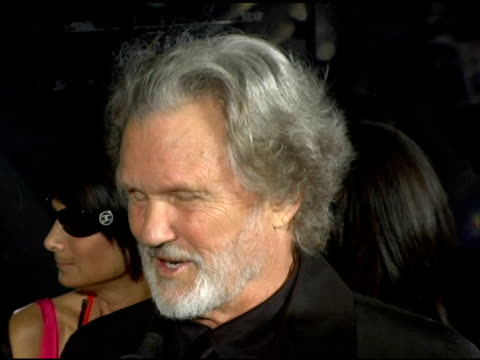 kris kristofferson on being blessed to make a living as a songwriter and being honored by your own feeling old starting performing because of johnny... - johnny cash stock videos & royalty-free footage