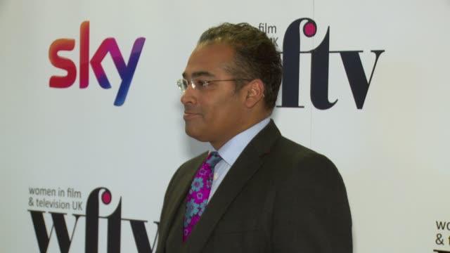 Krishnan GuruMurthy at London Hilton on December 01 2017 in London England