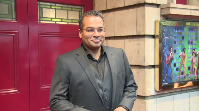 krishnan gurumurthy at shaftesbury theatre on september 18 2016 in london england - krishnan guru murthy stock videos & royalty-free footage