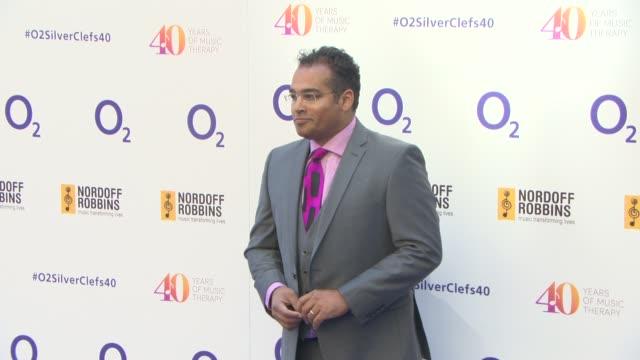 Krishnan GuruMurthy at Silver Clef Awards on July 03 2015 in London England