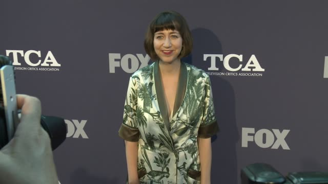 Kristen Schaal at the FOX Summer TCA 2018 AllStar Party at Soho House on August 02 2018 in West Hollywood California