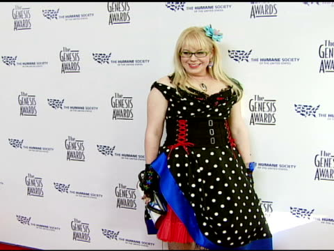 Kristen Vangsness at the 2008 Genesis Awards at the Beverly Hilton in Beverly Hills California on March 30 2008