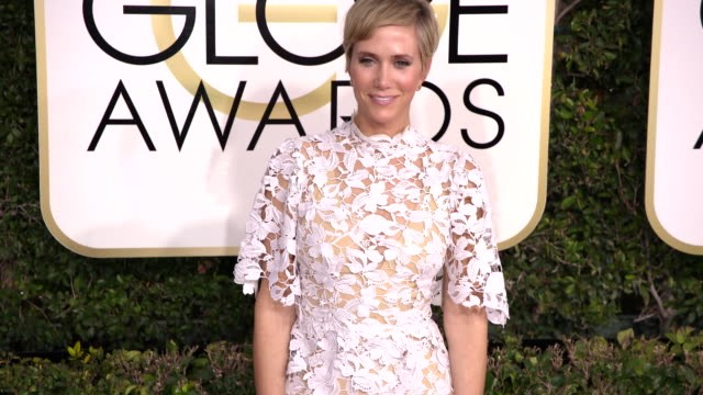 Kristen Wiig at 74th Annual Golden Globe Awards Arrivals at 74th Annual Golden Globe Awards Arrivals at The Beverly Hilton Hotel on January 08 2017...