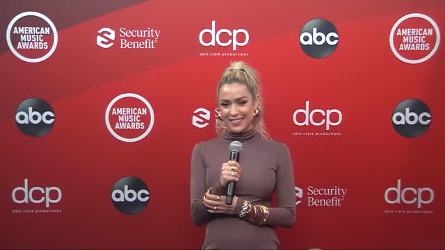 stockvideo's en b-roll-footage met kristin cavallari at the 2020 american music awards at the microsoft theater on november 22, 2020 in los angeles, california. - american music awards