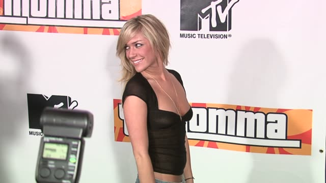 kristin cavallari at the wilmer valderrama and mtv present the premiere party for yo momma at privilege in west hollywood california on march 20 2006 - wilmer valderrama stock videos and b-roll footage