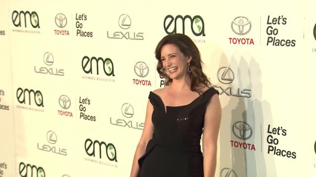 Kristin Davis at 25th Annual Environmental Media Awards in Los Angeles CA